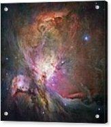 Space Hollywood 2 - Orion Nebula Acrylic Print