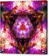 Orion Nebula Vi Acrylic Print