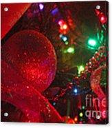 Ornaments-2107 Acrylic Print