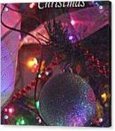 Ornaments-2143-merrychristmas Acrylic Print