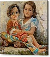Orphans Acrylic Print