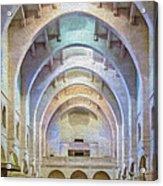 Coptic Church Acrylic Print