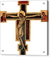 Orthodox Cross Acrylic Print