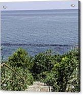 Italian Landscapes - Ortona Italy Acrylic Print