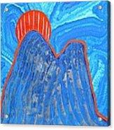 Os Dois Irmaos Original Painting Sold Acrylic Print