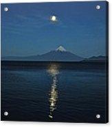 Osornos Volcano Acrylic Print