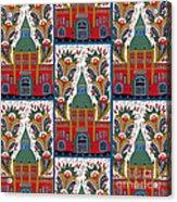 Ostermalm Saluhall  Acrylic Print