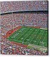 36l456 Osu Stadium Acrylic Print