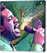 Otis Redding Acrylic Print