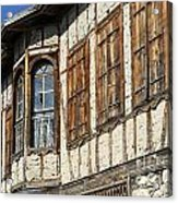 Ottoman Architecture Acrylic Print
