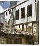 Ottoman Doors And Windows Acrylic Print