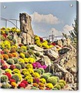 Ott's Greenhouse - Schwenksville - Pa Acrylic Print