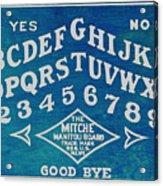 Ouija Board 2 Acrylic Print