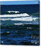 Our Beautiful Ocean 2 Acrylic Print