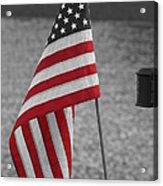 Our Colors Acrylic Print