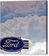Our Ford  Acrylic Print