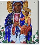 Our Lady Of Czestochowa Acrylic Print