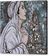 Our Lady Of Mental Peace Acrylic Print