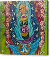 Our Lady Of Rebirth And Renewal Acrylic Print