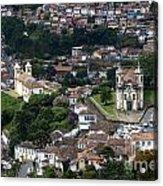 Ouro Preto Brazil 1 Acrylic Print