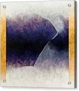 Ouroboros Three Blue, 2010 Acrylic Print