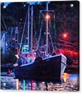 Out Before Dawn Acrylic Print