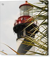 Out Of Focus Lighthouse Acrylic Print