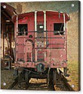 Out Of Service Acrylic Print