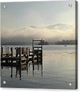 Out On The Lake Acrylic Print