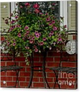 Out On The Porch Acrylic Print