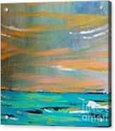 Out There Acrylic Print