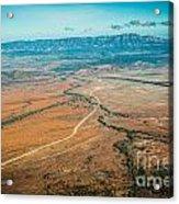 Outback Flinders Ranges Acrylic Print
