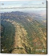Outback Mountains Acrylic Print