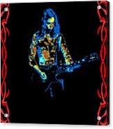 Outlaw Billy Jones Has Been Framed Acrylic Print