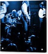 Outlaws #14 Blue Acrylic Print
