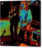 Outlaws #18 Art Cosmic Acrylic Print