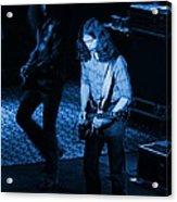 Outlaws #19 Blue Acrylic Print
