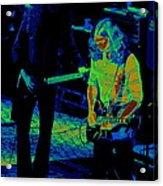 Outlaws #20 Crop 3 Cosmic Acrylic Print