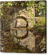Outlet At The Mill Acrylic Print