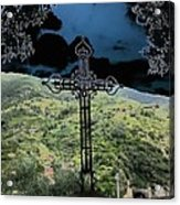 Outlook Cross Monterosso Acrylic Print