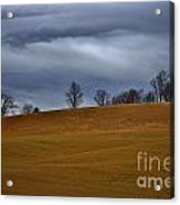 Outside Chester Ny 3 Acrylic Print
