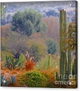 Outside Of Town Acrylic Print