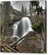 Ouzel Falls Upper View Acrylic Print