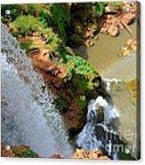 Ouzoud Falls Morocco Acrylic Print