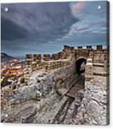 Ovech Fortress Acrylic Print