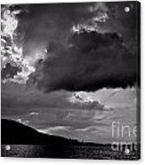 Over Lake Winnipesaukee Acrylic Print