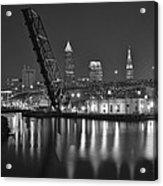 Over The Cuyahoga Acrylic Print