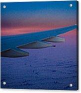 Over The Ocean Acrylic Print