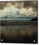 Overcast Acrylic Print