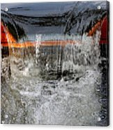 Overflow At The One Mile Acrylic Print